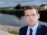 Fochabers Lhanbryde councillor Douglas Ross