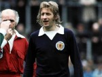 Law remains Scotland's all time joint top goalscorer with 30 international goals to his name