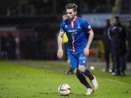 Graeme Shinnie will join Aberdeen this summer but first he wants to secure European football for Caley Thistle
