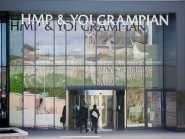 """The £150million """"superjail"""" was opened last year"""