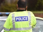 Police arrested the man before the Dundee United v Aberdeen match