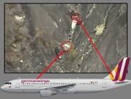 crash france germanwings comparison