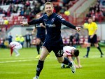 Michael Gardyne has been in fine form for the Staggies but is unsure where he will be playing next season