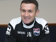 Jim McIntyre was delighted with the result last night