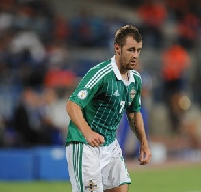 Niall McGinn dares to dream of Euro 2016 glory