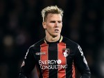 Matt Ritchie was given his first Scotland call-up for this month's games with Northern Ireland and Gibraltar