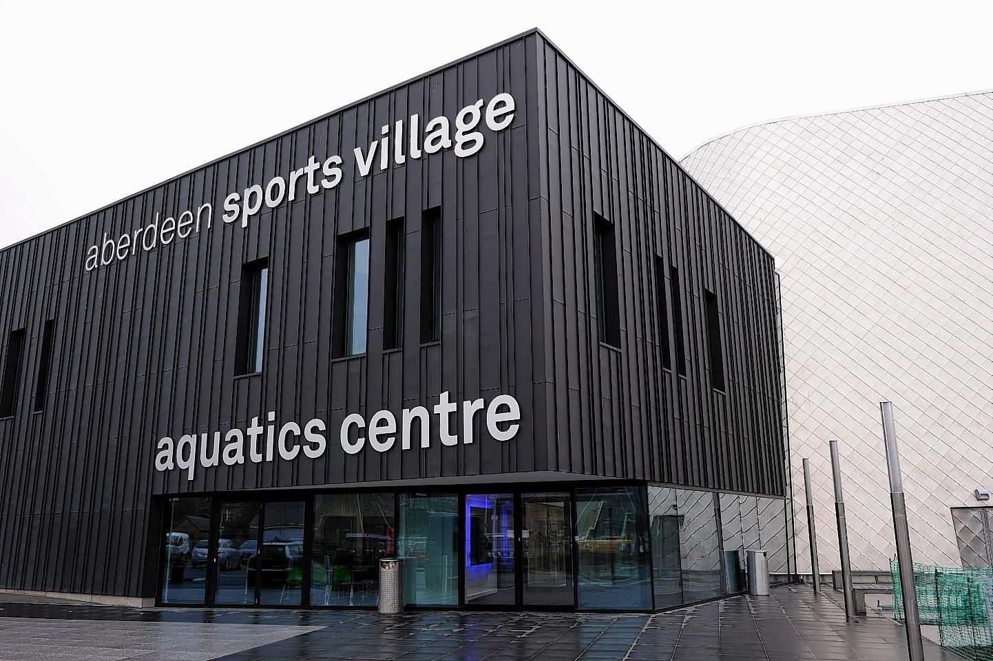 Aberdeen Sports Village Archives  Press and Journal