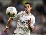 Real Madrid's Javier Hernandez scored the winner last night but could be on the move this summer
