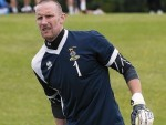 Inverness CT Pre Season Training, keeper Ryan Esson