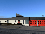 Dyce Fire Station has been announced as the North Service Delivery Area HQ