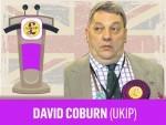 UKIP's David Coburn
