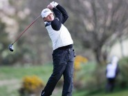 Paul Lawrie: The Aberdonian shot a seven over par 79 in his opening round.