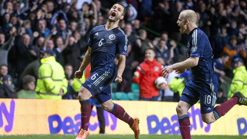 Scotland star Shaun Maloney explains Hull move