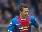 Caley Thistle midfielder Danny Williams