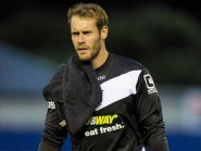 Owain Fon Williams joined Caley Thistle after leaving Tranmere Rovers in the summer.