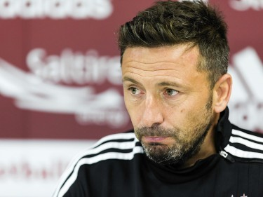 Derek McInnes: Dons must get back to basics