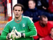 Aberdeen's Danny Ward has been named in the Wales squad