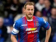 Inverness defender Gary Warren