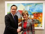 Nicola Sturgeon wrote to David Cameron asking him to admit more refugees to the UK