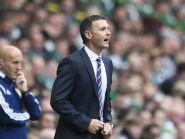 Jim McIntyre is taking Ross County to Hungary for the second year running.