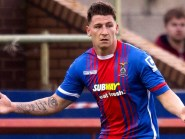 Caley Thistle defender Josh Meekings could return at Tynecastle.
