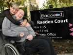 Blackwood Care Home in Raeder Court, Aberdeen