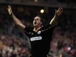 Robbie Winters in his Aberdeen days