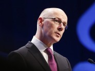 John Swinney said the Conservatives are 'engaged in austerity of choice, not necessity'