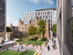 How Provost Skene House might look when Marischal Square is finished