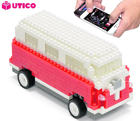 applicable across sellers utico app controlled camper van for ios and android blue compatibility