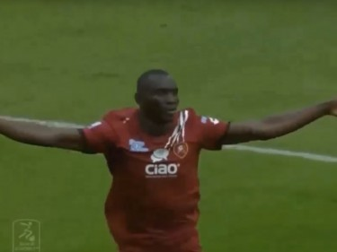 WATCH: New Aberdeen FC defender in action