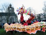 Chinese New Year arrives in Aberdeen