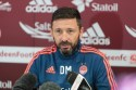 Dons boss Derek McInnes wants an improved display from his players.