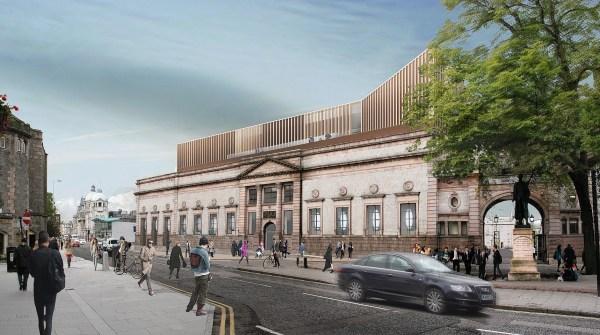 Council Launches Hunt Aberdeen Art Fundraising