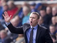 Kilmarnock manager Lee Clark has urged his side to remain resolute as they take on Hamilton on Saturday