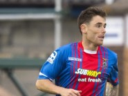 Greg Tansey got Inverness back into the game against Kilmarnock