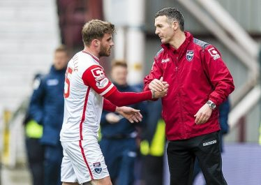 David Goodwillie on the hunt for new club after Ross County snub