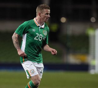 Dons star Jonny Hayes placed on standby for Republic of Ireland Euro 2016 squad