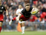 Chris Ashton has scored 10 tries in eight matches since completing a 10-week ban