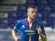Liam Polworth struck late to earn Caley Thistle a draw against Hamilton Accies.