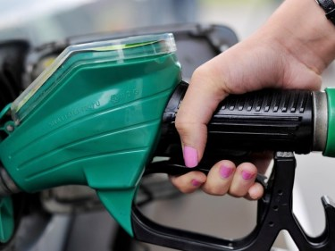 A report said there was 'a continuing fragility to consumer confidence in Scotland despite lower prices at the petrol pump'