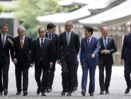 The G7 summit is taking place in Japan (AP)