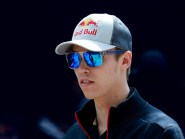 Daniil Kvyat has been punished by the Red Bull hierarchy for his display at the Russian Grand Prix
