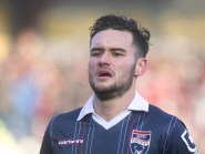 Alex Schalk was on target for Ross County