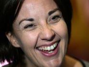 Kezia Dugdale said she is proud of Labour's campaign