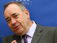 Alex Salmond said Scotland could vote for independence within two years if it was 'dragged' out of the European Union by a Brexit vote