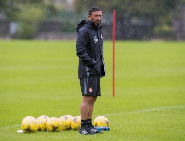 Stockley shines in Dons win at Brechin