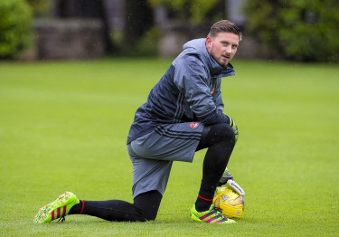 Aberdeen to send another goalkeeper out on loan