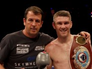 Liam Smith believes nothing but a stoppage victory will see him come out on top in Texas