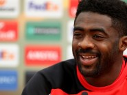 Kolo Toure has reunited with Brendan Rodgers at Celtic